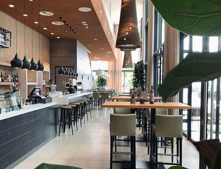 Terra Cafe & Bar in Amsterdam Zuid