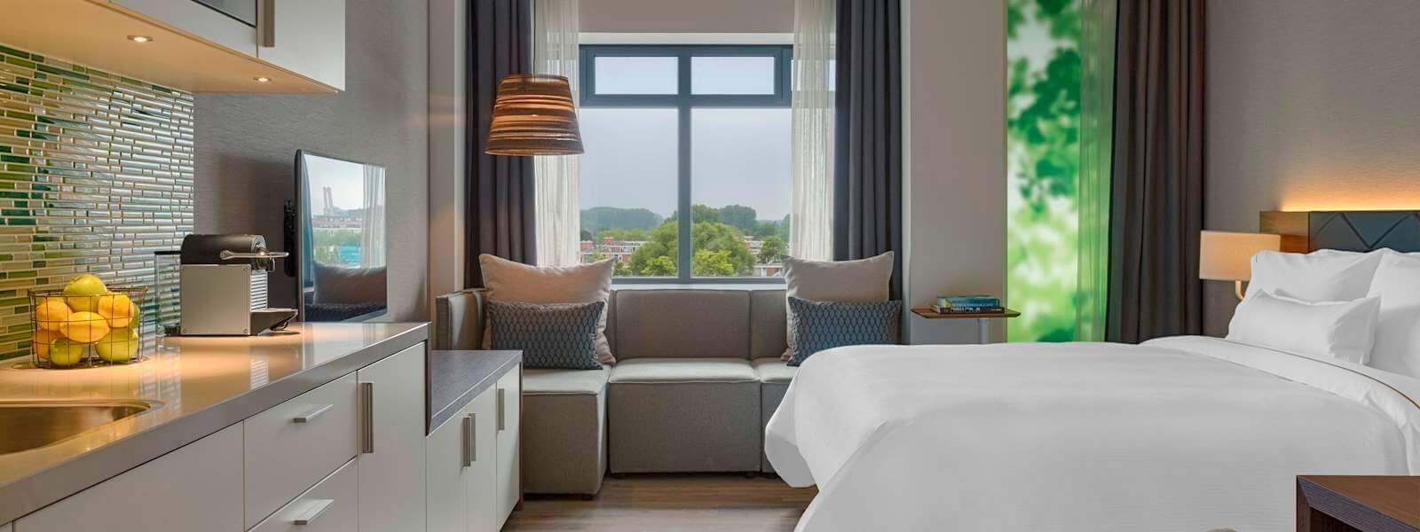 Element Amsterdam Hotel   Lang en kort verblijf   Official Website